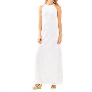 Lilly Pulitzer Pearl Maxi Dress WORN ONCE